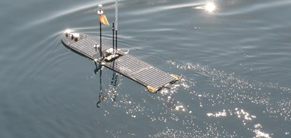 Cefas scientists complete 6-week, 1700km autonomous fisheries acoustics mission