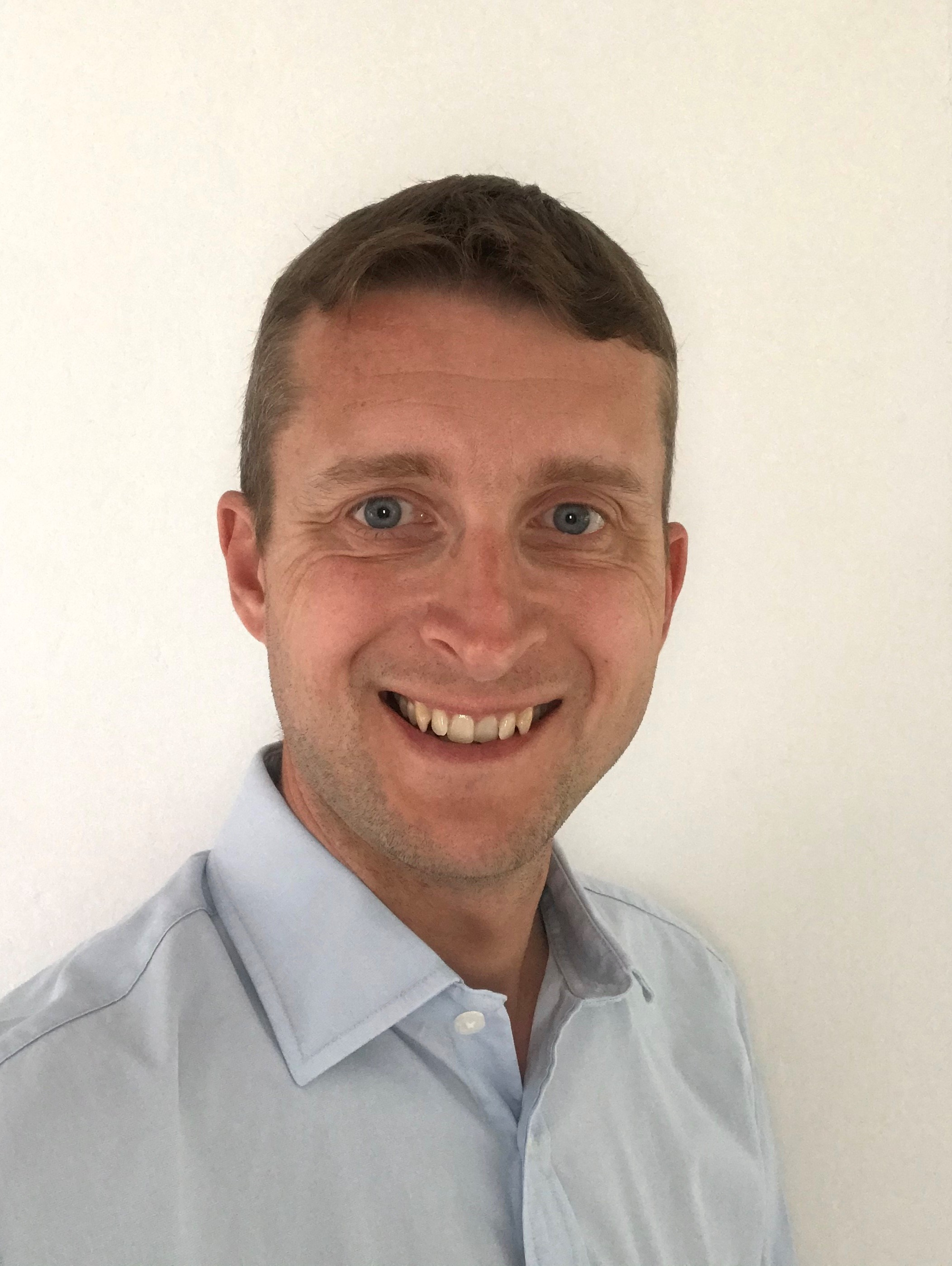 Photo of Neil HOrnby, Cefas' new CEO