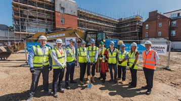 New multi-million Cefas HQ construction kicks off with ground-breaking ceremony